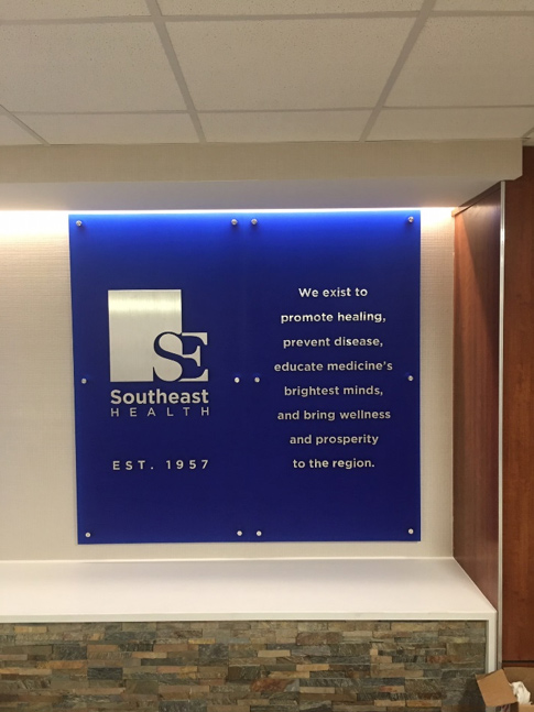 Southeast-Health-Hospital-Interior-Sign-IDA